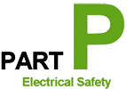 Ian Goddard Electrical Contractors are Part P Registered.